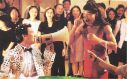 Nick Cheung and the very crazy Bobby Yip