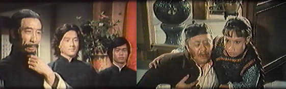 Han Ying Chieh and Kwan Shan (and a familiar face next to Chieh!)