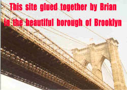 Click to read Hart Crane's poem to the Brooklyn Bridge